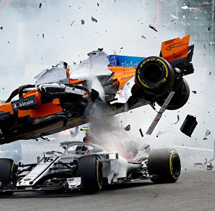 13-ый этап чемпионата Формулы-1 - Гран-при Бельгии