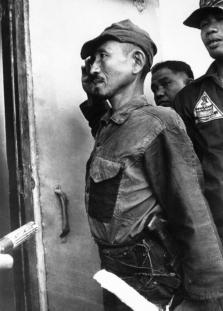 Хиро Онода — младший лейтенант войсковой разведки японских вооружённых сил, воевавший против союзных войск на филиппинском острове Лубанг во время Второй мировой войны (с 1944 года) и в течение многих лет после этого, отказываясь верить, что война закончилась. Он сдался филиппинским властям только в 1974 году.