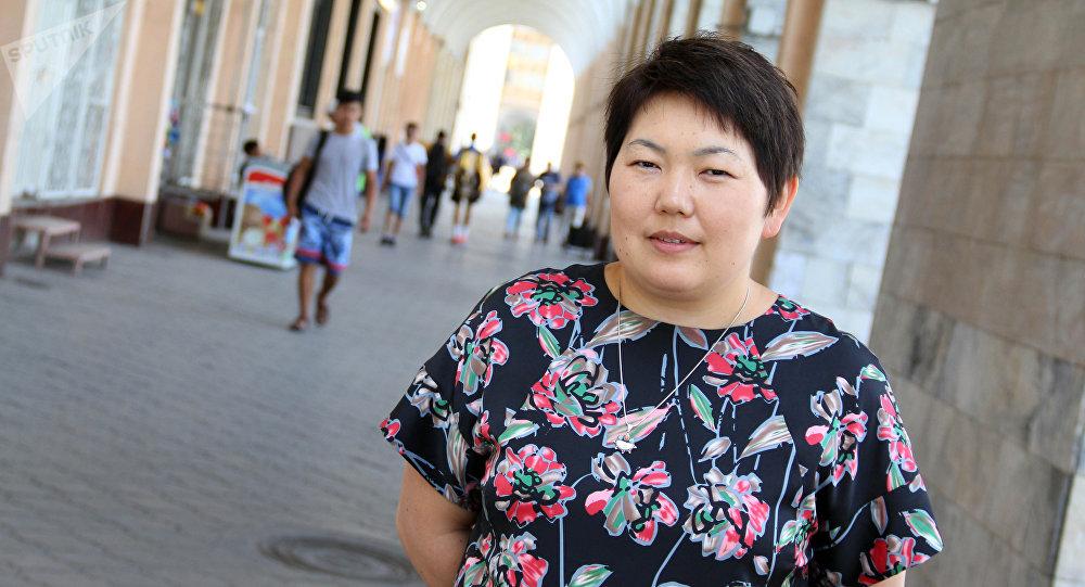 Работавшая в Кембридже, Оксфорде и университете Бата женщина-ученый Асель Сартбаева. Архивное фото