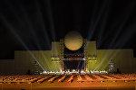 Торжественная церемония открытия Вторых Всемирных игр кочевников в Бактуу Долоноту. Архивное фото