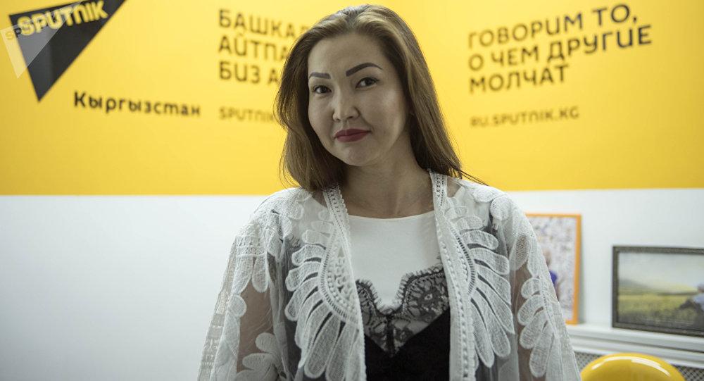 Эксперт по коммуникациям, основатель агентства Лаборатория успеха Жылдыз Мамытова