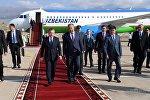 Президент Узбекистана Шавкат Мирзиёев 3 сентября прибыл в Чолпон-Ату
