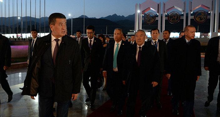 ВКиргизии начались III Всемирные игры кочевников