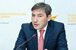 Азербайджанский политолог Ильгар Велизаде. Архивное фото