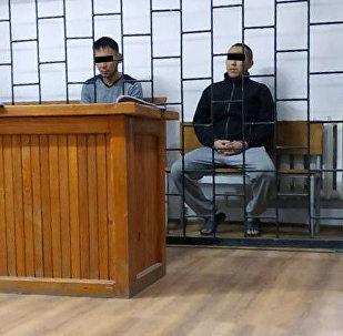 Судебное заседание по делу об убийстве Бурулай Турдали кызы. Архивное фото
