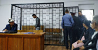 В Кара-Балте началось первое судебное заседание по делу об убийстве в здании Жайыльского РОВД 19-летней Бурулай Турдали кызы