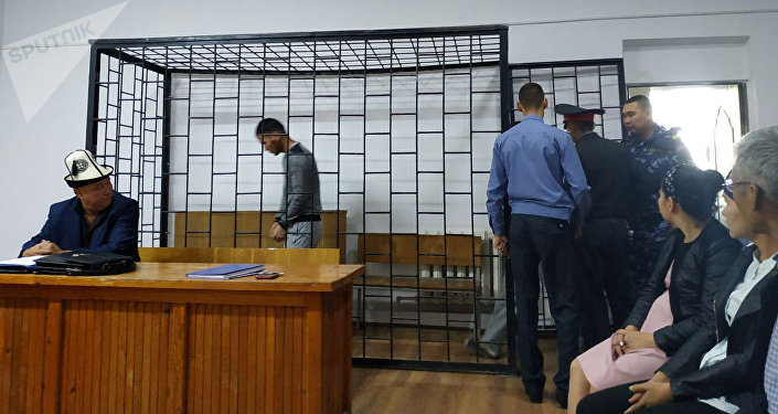Первое судебное заседание по делу об убийстве Бурулай Турдали кызы в Кара-Балте