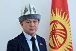 Депутат ЖК Пархат Тулендыбаев