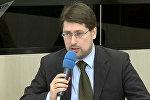 Директор Института нового общества РФ, экономист Василий Колташов. Архив
