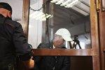 Рассмотрение ходатайства следствия об аресте подозреваемого в убийстве сотрудника полиции