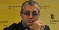 Секретарь Союза журналистов России, член исполнительного комитета Международной федерации журналистов Тимур Шафир. Архивное фото
