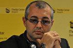 Член исполкома Международной федерации журналистов, секретарь Союза журналистов России Тимур Шафир. Архивное фото