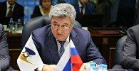 Экс-председатель Государственной таможенной службы Адамкул Жунусов