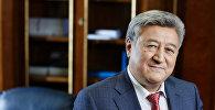 Министр ЕЭК по энергетике и инфраструктуре Адамкул Жунусов. Архивное фото