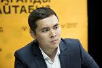 Өкмөткө караштуу монополияга каршы кызматынын жетектөөчү адиси Улан Ташматов