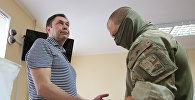 Архивное фото руководителя портала РИА Новости Украины Кирилла Вышинского