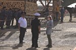 Умеет ли милиция на Иссык-Куле говорить по-английски? Видеоэксперимент