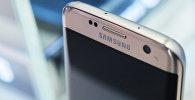 Смартфон Samsung. Архивное фото