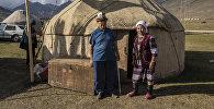 Кырчын жайлоосундагы этно шаарчага тигилген Асел Рысмендееванын кыргыз үйү Эң эски боз үй номинациясын жеңип алды