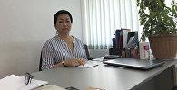 Руководитель кыргызстанского аналитического центра Полис Азия Эльмира Ногойбаева