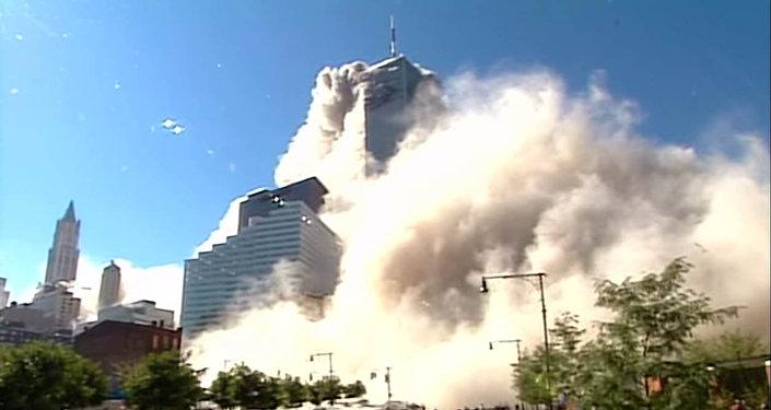 Что творилось внутри башен-близнецов — уникальное видео 11 сентября 2001 года