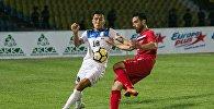 Товарищеский матч между сборными Кыргызстана и Сирии закончился победой отечественных футболистов — 2:1.