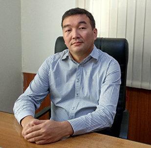 Эксперт по экономике Совета по развитию бизнеса и инвестициям при правительстве КР Азамат Акенеев