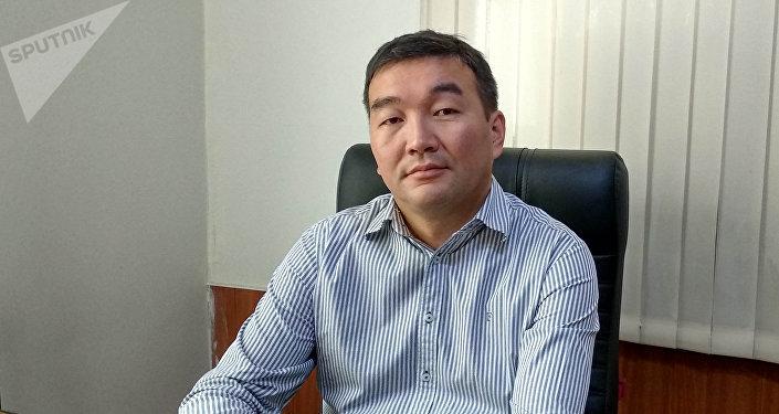 Член комиссии по реформированию ГУОБДД Азамат Акенеев. Архивное фото