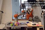 Еще ближе к людям — робота научили различать предметы. Видео