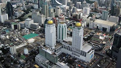Бангкок. Архивдик сүрөт