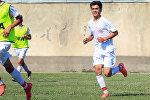 Кыргызстанский футболист Алимардон Шукуров. Архивное фото
