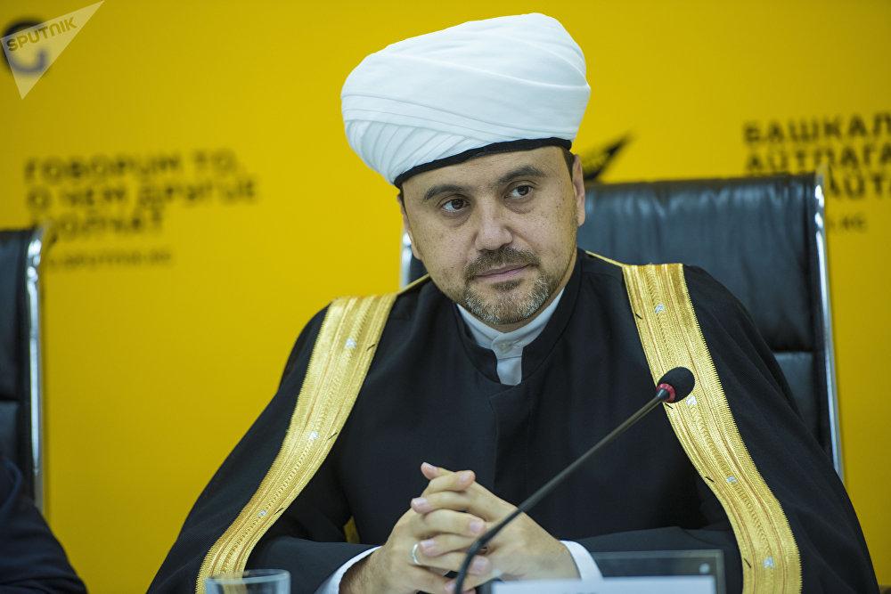 Первый заместитель председателя Совета муфтиев России и Духовного управления мусульман РФ Рушан Хазрат Аббясов