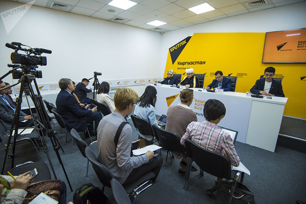 В Бишкеке началась международная конференция Духовный Шелковый путь