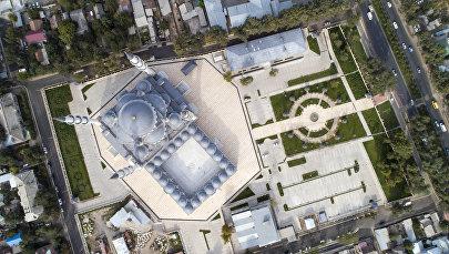 Борбордук мечит. Архив