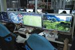 Подростки в одном из компьютерных клубов Бишкека. Архивное фото