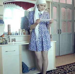 Пару лет назад на YouTube появился ролик, снятый жителями Ошской области Эрланом Ильязовым и Канатом Шарипбековым.