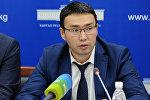 Экономика министринин мурдагы орун басары, экономист Элдар Абакиров