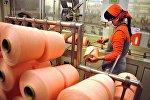 Текстильные фабрика. Архивное фото