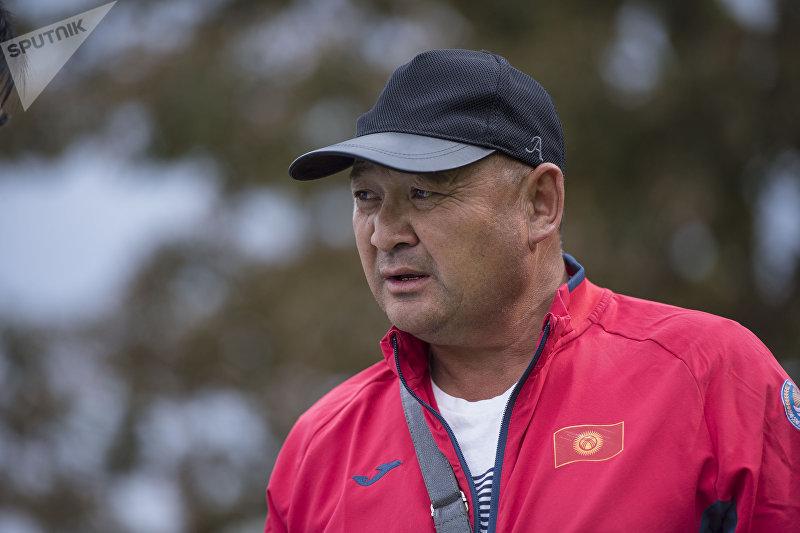 Сокольник Муратбек Абдылдаев