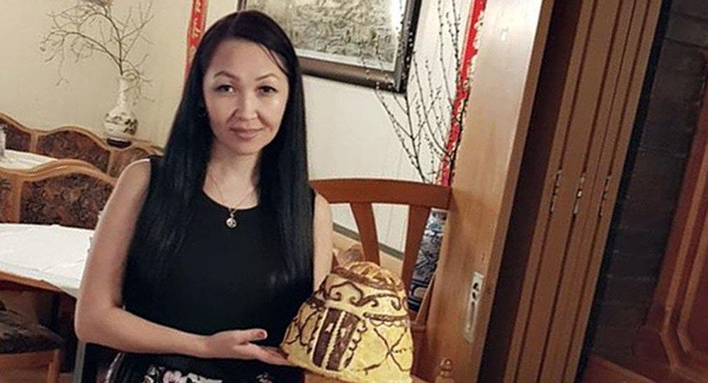 Ашчы Айдай Сагындыкова. Архивдик сүрөт