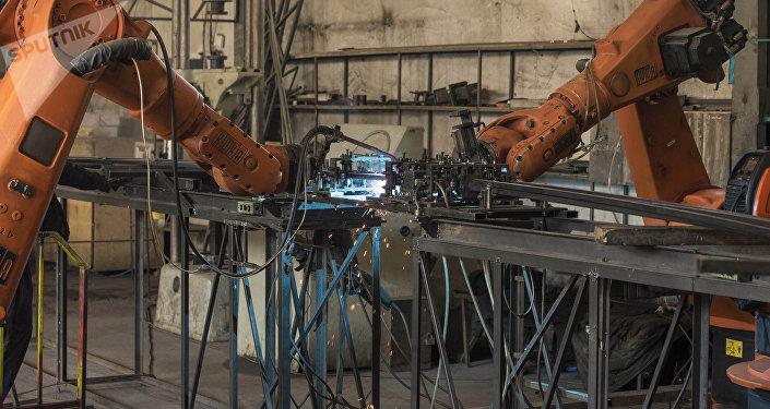Учредитель завода по производству легких металлических конструкций Александр Степанюк