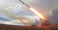 Кровь стынет в жилах — СМИ о видео стрельбы российской ракетной установки