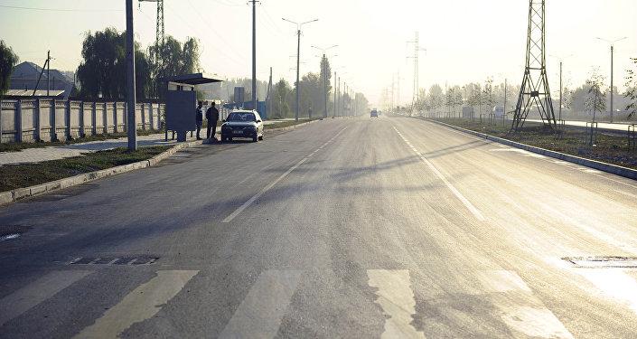 Южная магистраль Бишкека