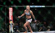 Экс-чемпионка UFC в наилегчайшем весе Йоанне Еджейчик