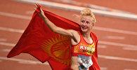Кыргызстанская спортсменка Дарья Маслова. Архивное фото
