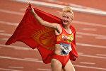 Чемпионка Азии по легкой атлетике Дарья Маслова. Архивное фото