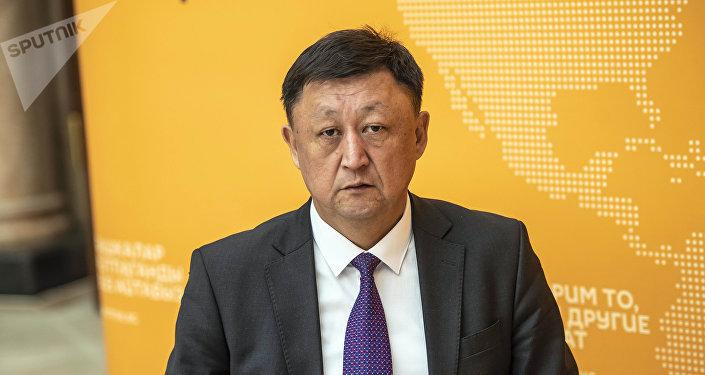 Кепилдик фонд ААКтын төрагасы Малик-Айдар Абакиров