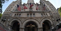 Отель Trump International в Вашингтоне. Архивное фото