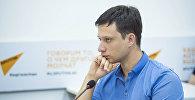 Руководитель проекта Школа ответственных родителей Антон Путилин. Архивное фото