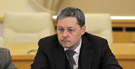 Архивное фото эксперта Российского института стратегических исследований Владимира Сведенцова